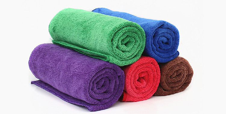 New Microfiber Strong Absorbent Water Bath Pet Towel Dog Towels Puppy Teddy General Pet Bath Supplies Cat Accessory 8