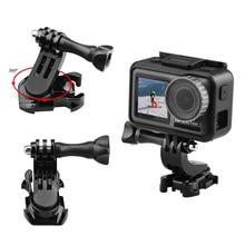 Велосипед ручка штанга зажим крепление зажим для GoPro Hero 9 8 7 6 для DJI Osmo Action камера аксессуар держатель с 1% 2F4% 22 штатив Адаптер