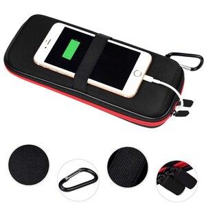 Image 3 - Newest EVA Hard Portable Case for Romoss Sense 8+ 30000mAh Mobile Power Cover Portable Battery Power Bank Phone Bag