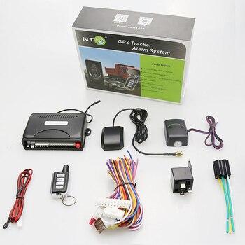 Alarm samochodowy gps samochodowy w czasie rzeczywistym dla iphone'a i androida darmowa platforma NTG04 fabryka zapewnia 18 miesięcy gwarancji w Alarm antywłamaniowy od Samochody i motocykle na