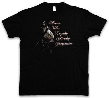Knight Templar T-Shirt Cross Knights Crusade Crusader Cotton O-Neck Short Sleeve Mens T Shirt New Size S-3XL