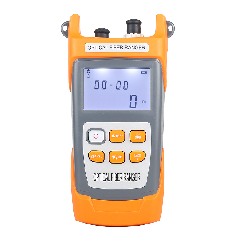 COMPTYCO AUA328 Optical Fiber Breakpoint Detector Used as Optical Fiber Obstacle-Finding Instrument