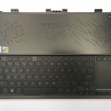 98NEWS notebook keyboard for ASUS ROG GX531 GX531G GX531GS GX531GM GX531GW US layout