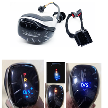 DSG AT color LED Gear position display Gear Shift Knob Shift Lever Handball  for passat B7 B8 CC Golf 6 7  Arteon Tiguan Touran