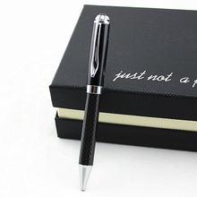 Роскошные брендовые деловые шариковые ручки металлическая сетка