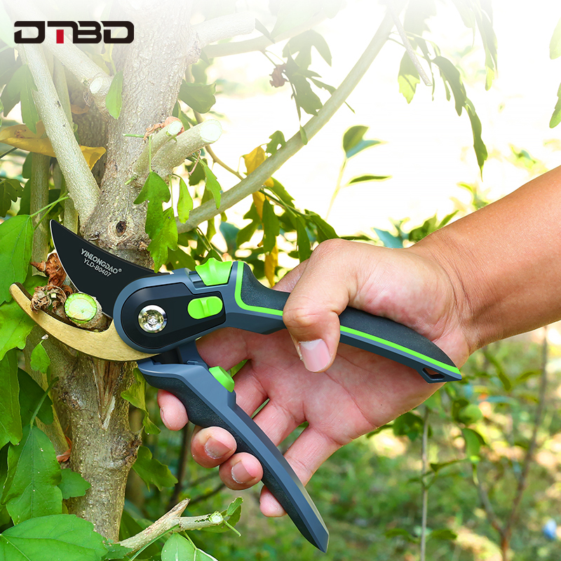 Pruning Scissors Grafting Tool Gardener Scissor Garden Scissors Secateurs Fruit Tree Branch Cutting Shears Picking Tool