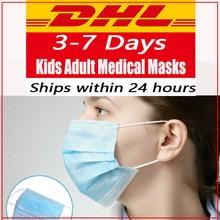 masque mascarilla facial lavable antivirus kn99 respirator artificial medico ffp2 3m DHL maseczka bawełniana antysmogowa coronav