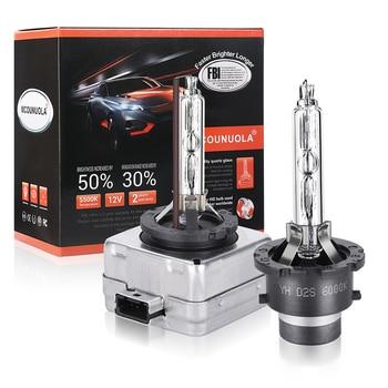 2PCS HID Headlight Xenon bulb For Toyota Lexus 90981-20013 90981-20005 90981-20008 90981-20029 D4S/D4R/D2S/D2R 6000K 4300K фото
