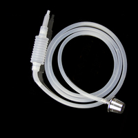 1Pcs 8mm 2M Home Brew Stainless steel filter Syphon Tube Siphon Pipe Hose Wine Beer Making Tool