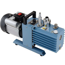 two-stage High-speed Rotary Vane Vacuum Pump air pump for laboratory equipmenta 2XZ-1 1/s цена