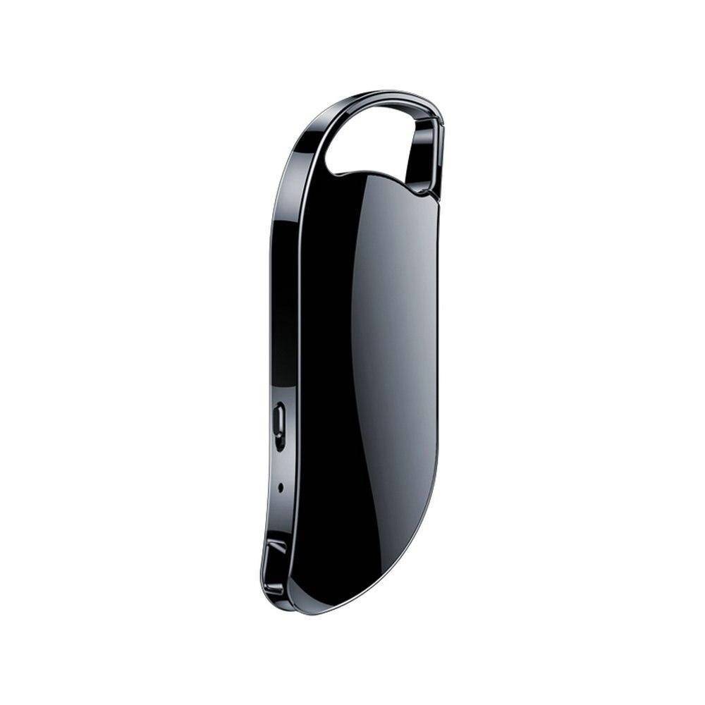 V11 anahtarlık dijital ses kayıt cihazı ses aktif kayıt USB Flash sürücü gümüş ses ses Dictaphone taşınabilir MP3 oyuncu