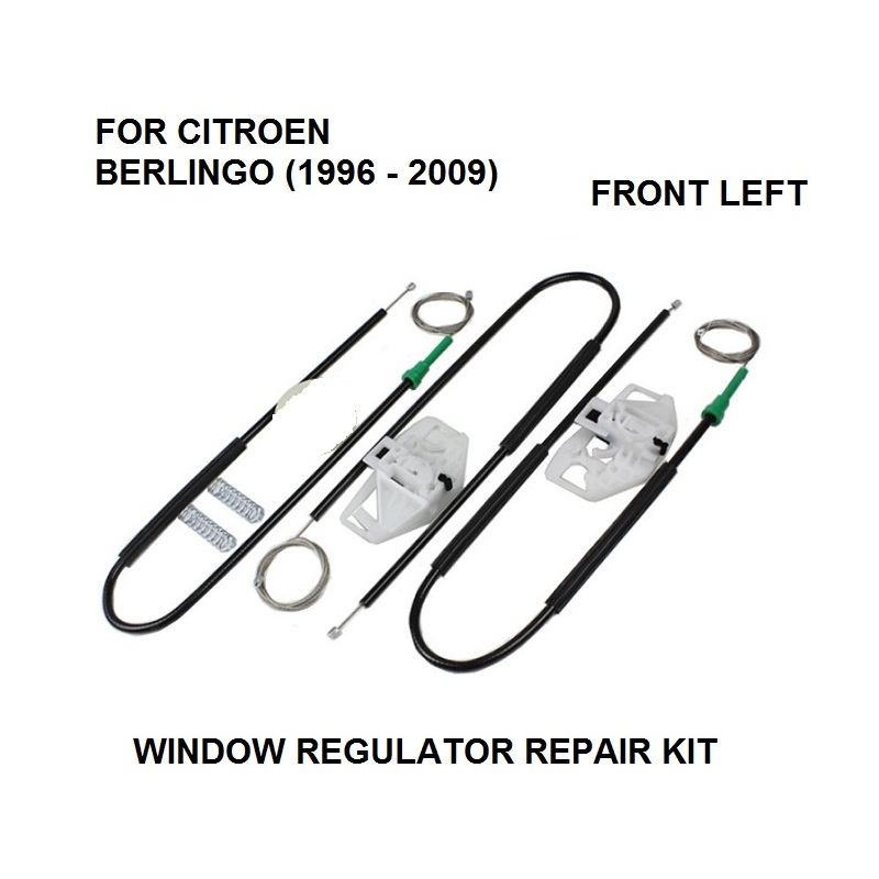 Front Right CITROEN DS3 COUPE Window Winder Regulator Repair Kit