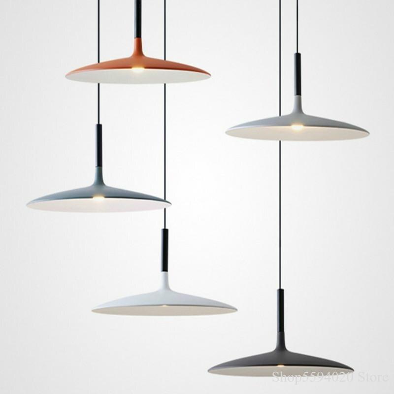 Nordic Aplomb lampy wiszące nowoczesne lampy wiszące Led Home Decor przemysłowe do salonu sypialnia jadalnia wisząca oprawa oświetleniowa
