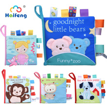 Educational-Toys Baby Child Newborn Cloth Intelligence-Development Animals Mobile Early-Learning