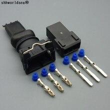 Shhworld Sea 3,5 мм женский и мужской 3-контактный разъем провода для Bosch EV1 электрические разъемы Автомобильная вилка