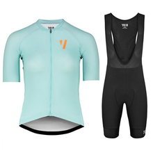 VOID women short-sleeved jersey suit breathable and quick-drying ropa ciclismo mujer pro riding team uniform cycling kit