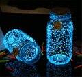 Светящийся мягкий светящийся в темноте песка рыбы в аквариуме флуоресцентные частицы вечерние украшения светится в темноте Рождественски...