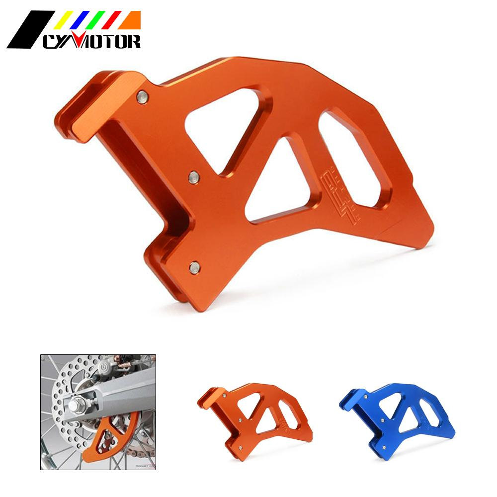 Protector Husqvarna Rear-Brake Motorcycle KTM for Husqvarna/Sx/Xc/.. Disc-Guard-Cover title=
