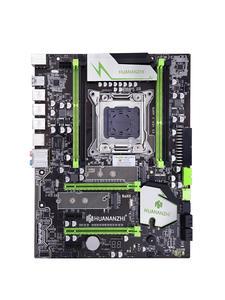 Huananzhi SSD Memory E5-Processor Xeon SATA3 PCI-E ECC ATX X79 Support REG USB3.0 And
