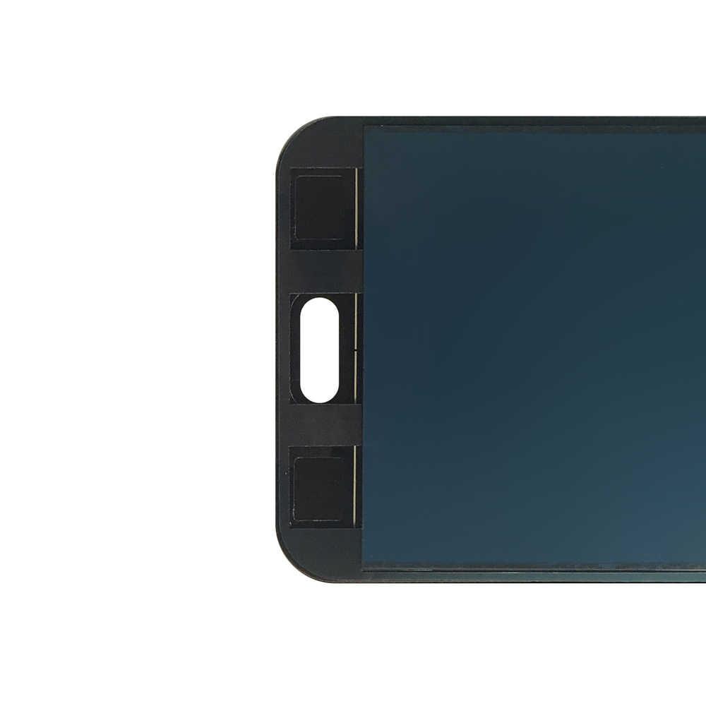 10 piezas Super pantalla LCD 100% probado de la Asamblea de pantalla táctil para Samsung Galaxy J5 J500 J500F J500FN J500M J500H 2015 (ajuste)