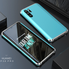 Shockproof Armor Case For Huawei P30 Pro Case Hard TPU Metal Bumper Phone Cases for Huawei
