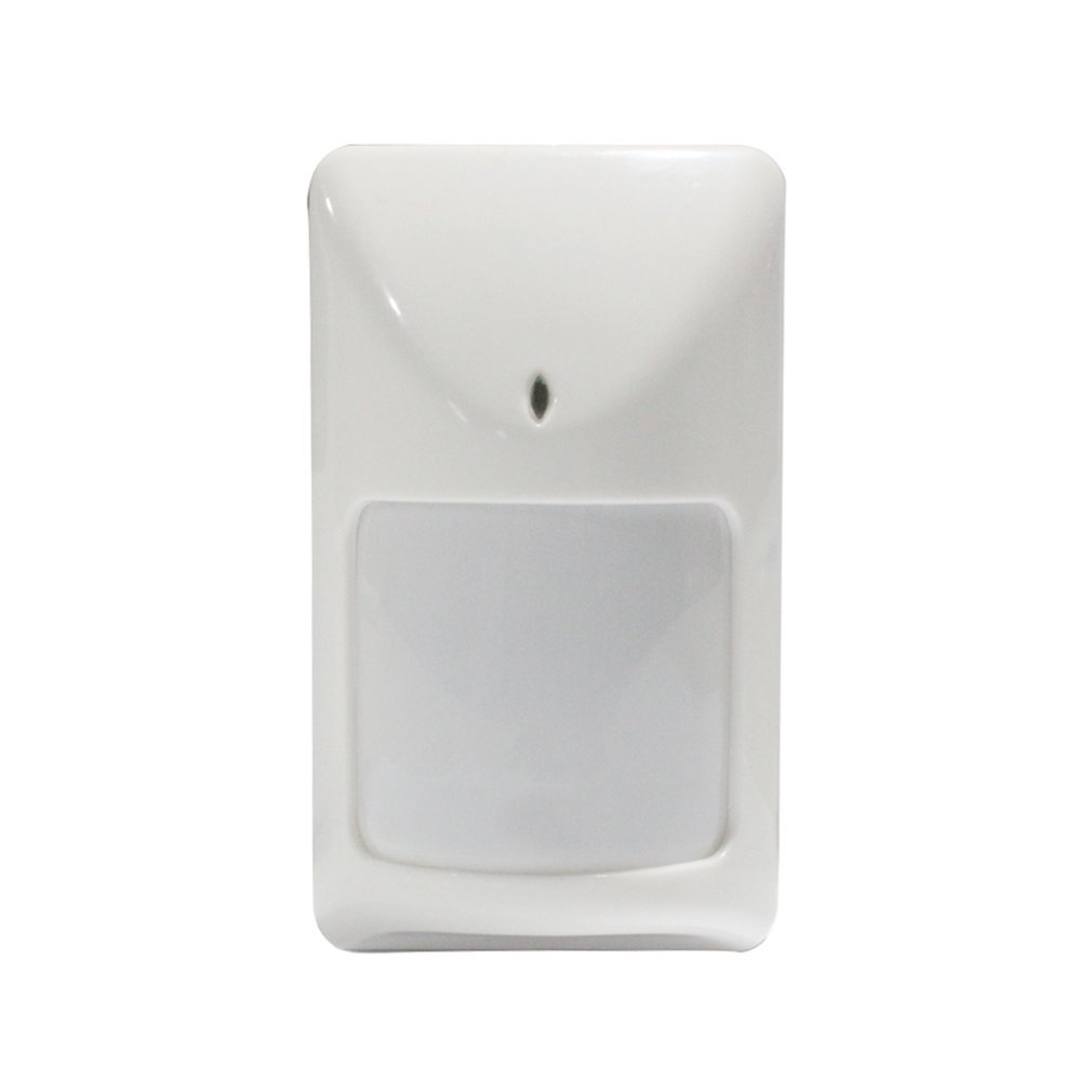 Premium Quality Wired PIR Motion Sensor Wide Angle Infrared Detector For Security Alarm System