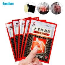 64 pces (8 sacos) gesso médico chinês para reumatismo dores articulares musculares dor cervical dor remendo assassino corpo relaxar adesivos