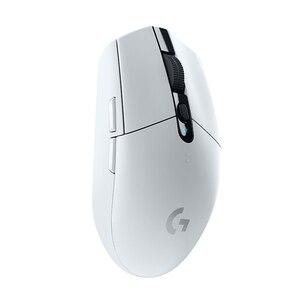 Image 4 - Original Logitech G304 Gaming Mouse 2.4G Wireless  HERO Engine  5AA Battery 12000DPI For LOL PUBG Fortnite Overwatch CSGO