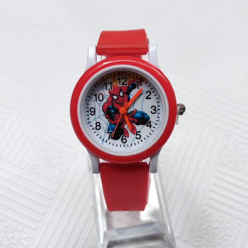 Dropshipping 2019 Children Watch Boy Cartoon Dog Clock Silicone  Students Lovely Cool Child Gifts For 2-8 Year Old Kids Watches