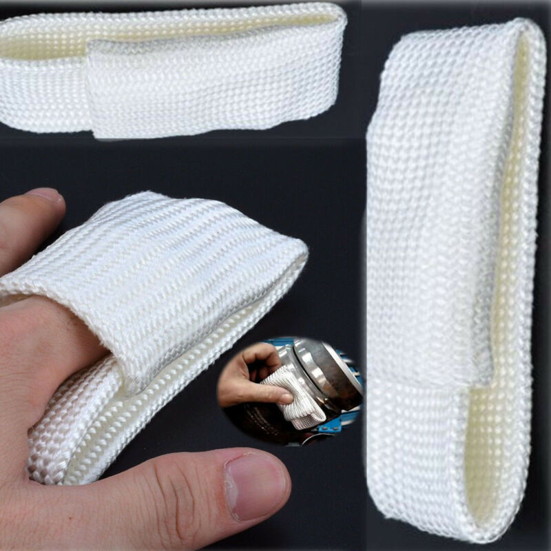 2020 Functional 1pcs Breathable TIG Finger Heat Shield Cover Guard Weld Welding Gloves Heat Protection For Industrial Welders