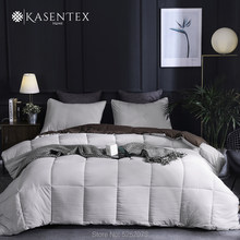 KASENTEX All Season Down Alternative Quilted Comforter Set Reversible Ultra Soft Duvet Insert Hypoallergenic Machine Washable(China)