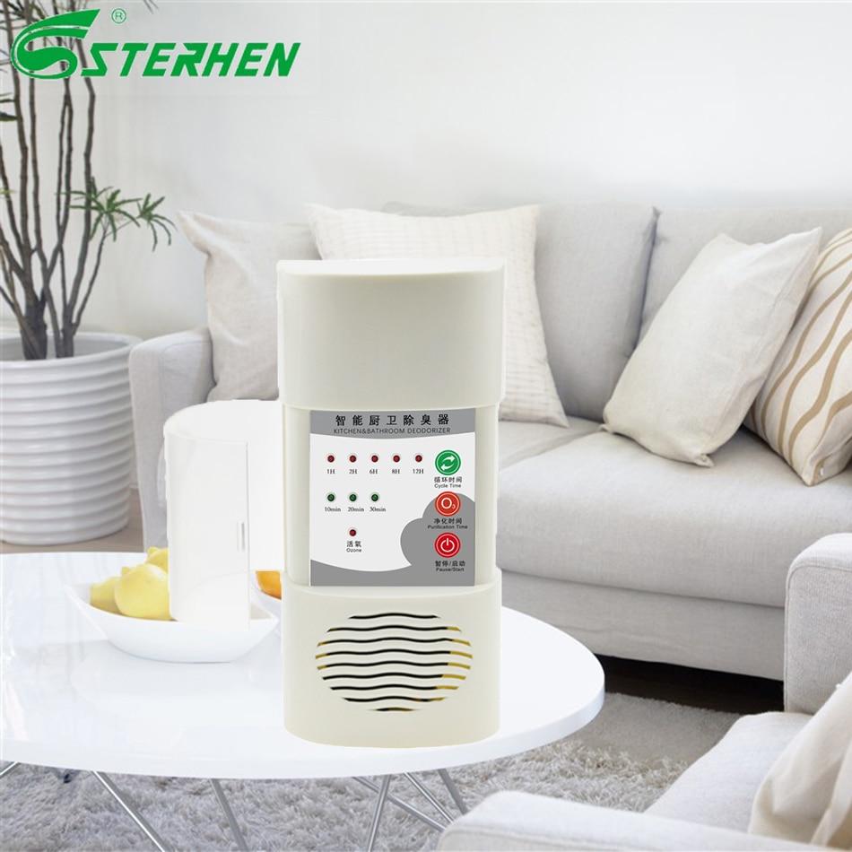Ozon generator ozon purifier tragbare sauerstoff konzentrator o3 haushalts deodorizer