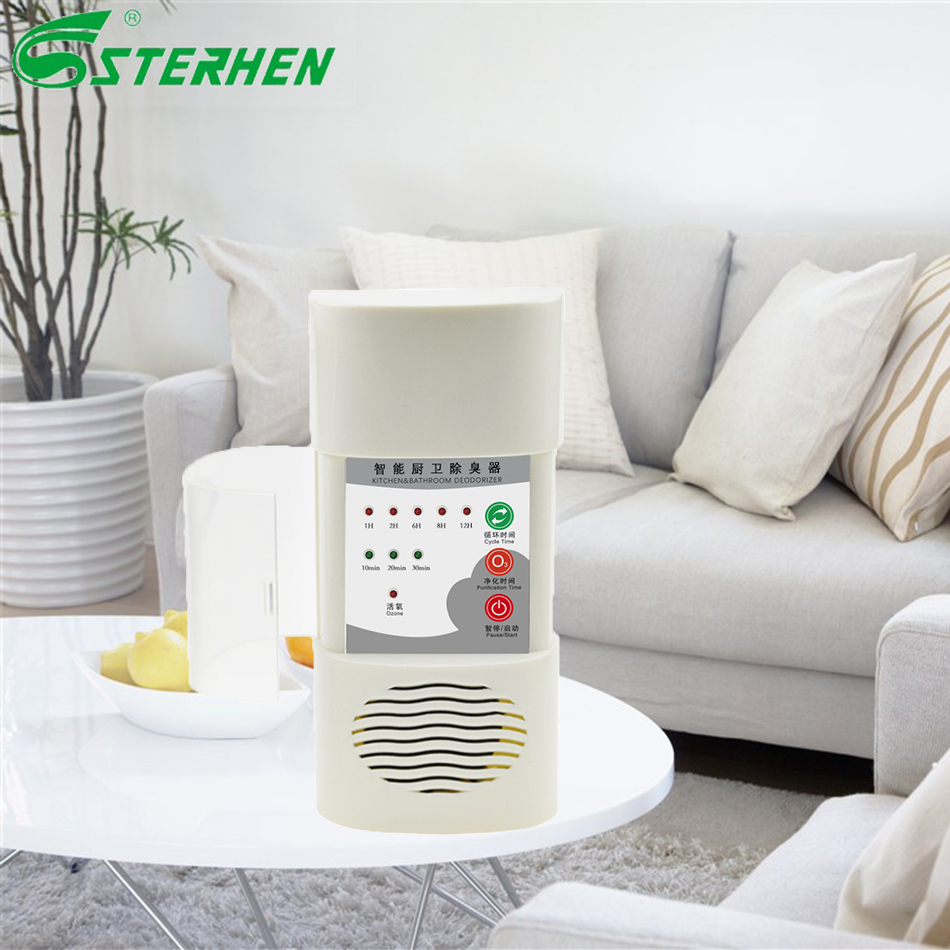 ozone generator ozone purifier portable oxygen concentrator o3 household deodorizer