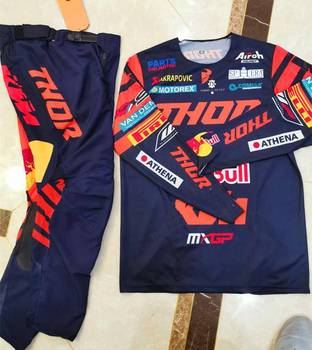 New 2020 Factory Racing Team Motorcycle Jersey And Pants Top ATV BMX Moto Motocross Gear Set MX Jersey Set robert smithson – learning from new jersey and elsewhere