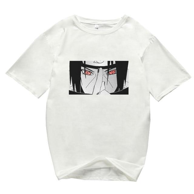 Футболка Мужская/Женская в стиле хип-хоп, топ с японским аниме на, уличная одежда в стиле Харадзюку, одежда для мальчиков 6