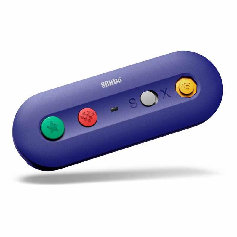 8 8bitdo GBros بلوتوث اللاسلكية محول ل NES SNES لوى البسيطة الكلاسيكية طبعة غمبد لنينتندو التبديل جيم كيوب