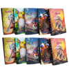 Hot Sale Cartoon Characters Holder Album Toys for Novelty Gift Pokemones Cards Book Album Can Put 240pcs Game Cards Kids Gifts flash sale