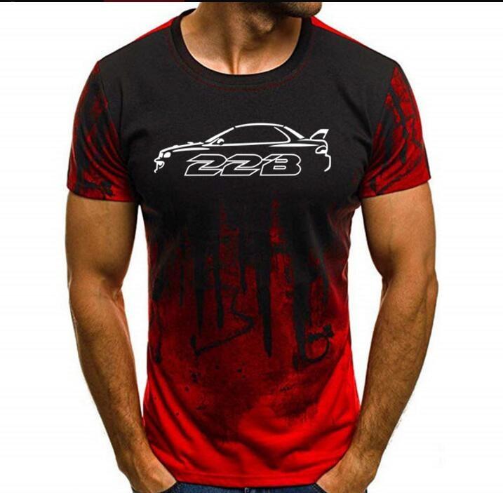 Subaru Impreza History Cars Outlines T-shirt  Men/'s Car Tee White or Black
