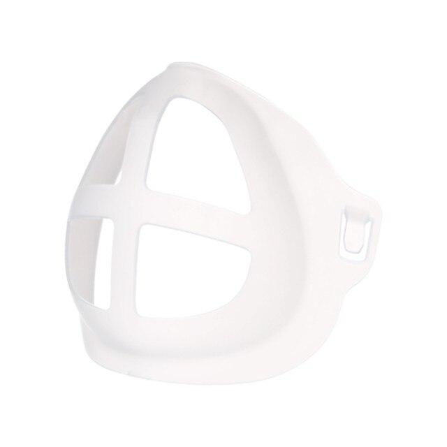 -3 pièces masques faciaux support unisexe réutilisable Masque extérieur support Pm2.5 coupe-vent brume Pollution Masque facial Masque Masque