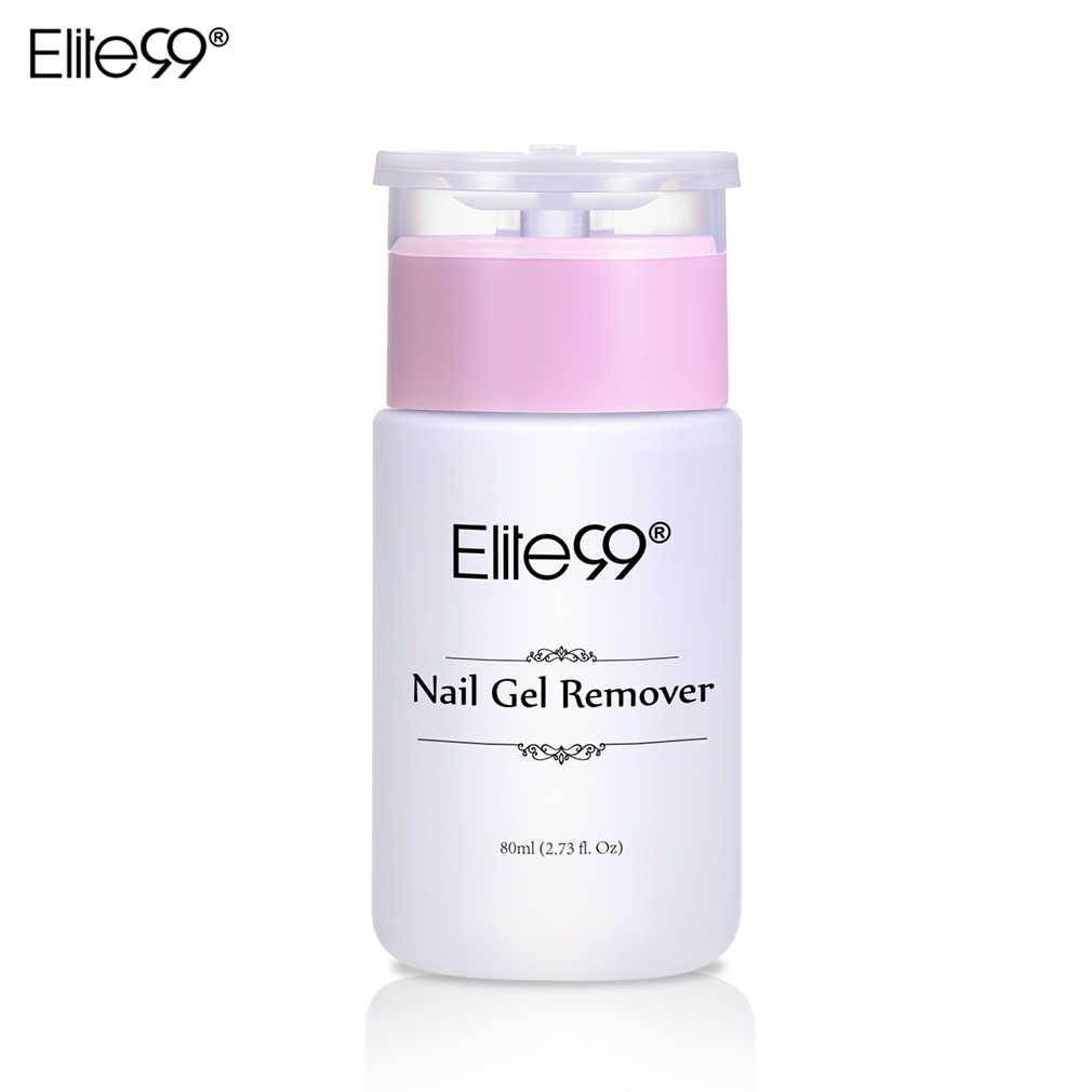 Elite99-limpiador de superficies para uñas, Gel quitaesmalte de uñas líquido de Arte para uñas, herramienta para manicura