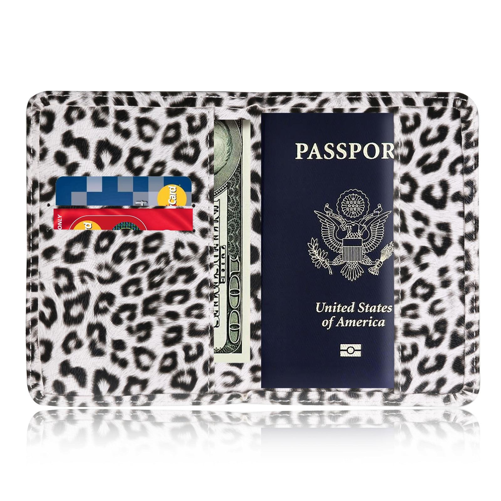Women Wallets Passport-Holder Business-Card Small Waterproof Fashion Brand Wild K729
