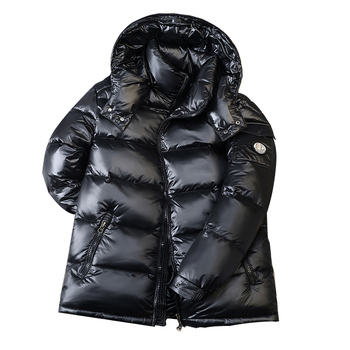 2020 Winter Down Jacket Men Thick Warm Ultralight 90% White Duck Down Coat Male Hooded Mens Clothing Casual Outwear new winter outdoor trekking white duck down jacket men hooded outwear duck down coat breathable hiking camping sports jackets