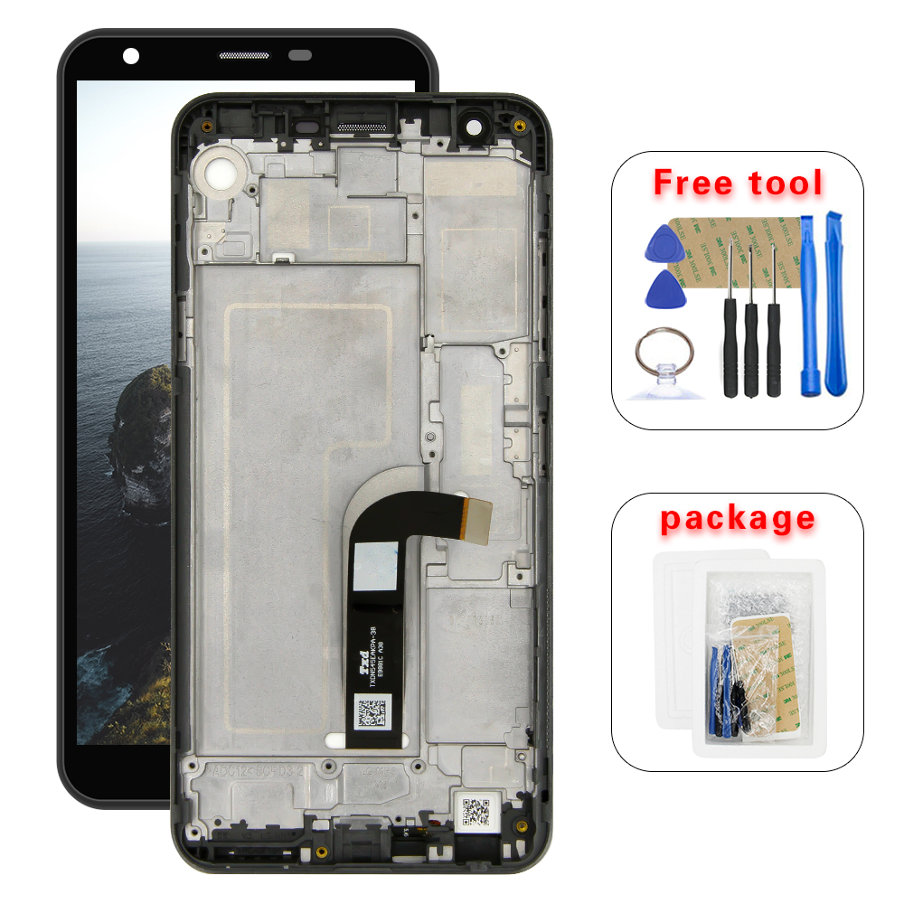 """6.1"""" For LG x2 2019 / K30 2019 LM X320QMG LM X320QML LCD Display Touch Screen Digitizer Assembly +Tools