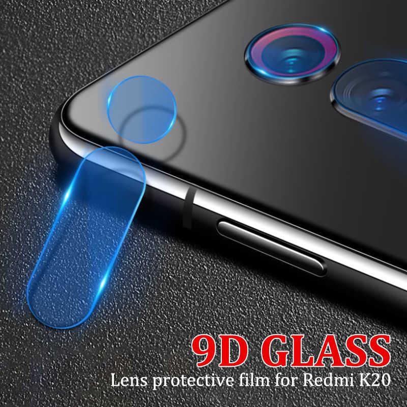 Untuk Xiao Mi Mi 9T PRO 9 8 Lite Se Mi 5X A1 6 Pocophone F1 9D Layar Kamera pelindung untuk Xiao Mi Mi 9T Lensa Kamera Film Lembut Kaca