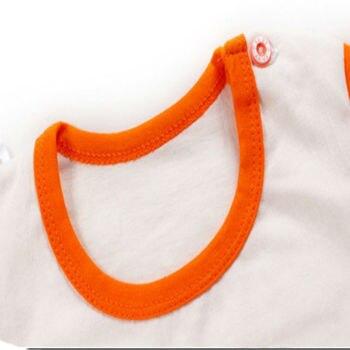 [Unini-yun] أزياء القطن سفينة الفضاء بنين بنات قمصان الأطفال أطفال كارتون طباعة تي شيرت الطفل قمم ملابس الطفل تي 6M-7T 1