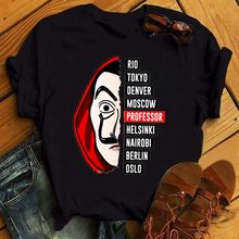 Mayos La Casa De Papel T-shirt for women, La Casa De Papel, funny, modern