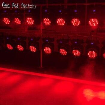 Dj Lights à Vendre | Éclairage Dj Lumière De Scène De Tête Mobile Quad 108x3w Rgbw Lumière De Lavage Pour Dmx Led Faisceau Lumière De Lavage Disco