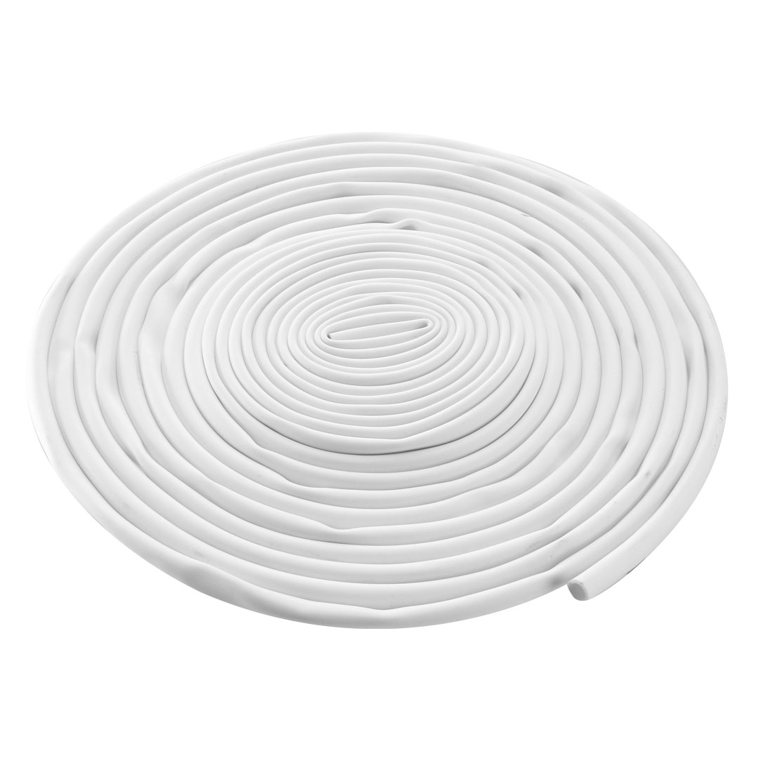 uxcell Protective PVC Marking Tube Sleeve Sleeving 3mm x 5m for Cable Wire