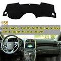 Для Chevrolet Malibu 2012 2013 2014 2015 Dashmat автомобильные аксессуары для укладки приборной панели покрытие для автомобиля коврик для приборной панели