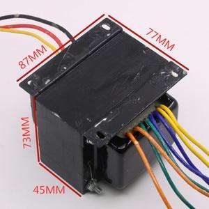 Image 5 - 140W Buizenversterker Transformator 230VX2 6.3VX1 6.3VX1 Hoge Kwaliteit Transformator Voor EL34 Buis Power Amp